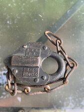 B & O RR lock