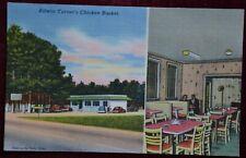 Old PC Edwin Turner's Chicken Basket, 1953