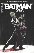 Batman Saga N°19 - Urban Comics-DC Comics - Décembre 2013