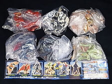 Bandai HG 2004 Godzilla P.11 Toho Tokusatsu Kaiju 6 Gashapon Figure Capsule Toy