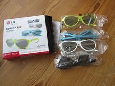 4 Stück original LG 3D Brille AG-F315