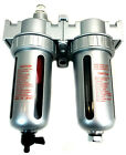 PAINT BOOTH FILTER DRYER, REMOVES OIL AND DRIES COMPRESSED AIR