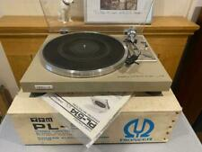 PIONEER 514 TURNTABLE Auto return Belt drive Turntable BOXED with Manual