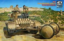 AFV Club 1/35  Valentine Mk.III with RotaTrailer  #35201