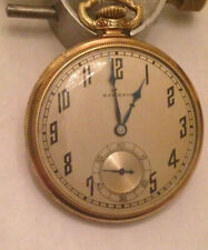 Vintage Hamilton Pocket Watch 12 size 904 Caliber 21 Jewel