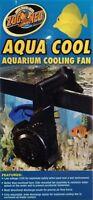 Zoo Med Aqua Cool Aquarium Cooling Fan , Reptile Air Circulation Fan