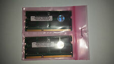 32GB 2x16GB KIT PC3-12800 DDR3 RAM -1600 PC3L-12800S - SODIMM
