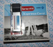 Serial ATA SATA 2 II 3.0 Express Card ExpressCard 34 35 mm 2.5Gb/s PCI Sunix