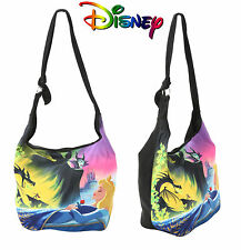 Loungefly / Disney Sleeping Beauty and Maleficent Storybook Hobo Bag Brand New