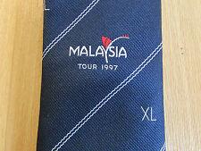 Cuarenta Club Xl Malasia Tour 1997 Cricket Club tie-Ver Fotos
