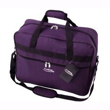 Ryanair Cabin Business Sports Gym Travel Golf Holdall Luggage Duffle Weekend Bag Purple