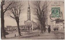 DOLO - CORSO VENEZIA (VENEZIA) 1911