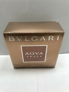 Aqva Amara by Bvlgari 3.4 oz/100 ml Eau de Toilette Spray Men, As Imaged, Sealed