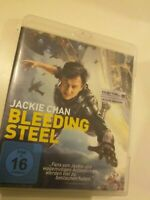 Blue ray  disc BLEEDING STEEL (jackie chan )
