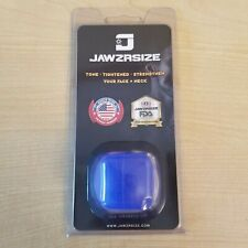 Jawzrsize BLUE Jaw Exerciser Face Neck Toning NEW