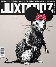 Juxtapoz Magazine October 2015 Banksy Dismaland Crystal Wagner Swampy NEW