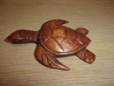 Small Wooden Sea Turtle