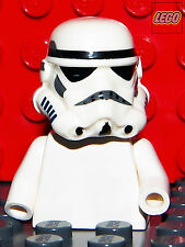 LEGO® Star Wars Stormtrooper Minifig White 2 Chin Holes Pattern Helmet Headgear