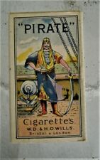Vintage Pirate Cigarettes  / Collectable Display Package  ***UNTOUCHED***
