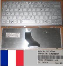 Teclado Azerty Francés TOSHIBA Mini NB200 NSK-TJ00F 9Z.N2P82.00F PK130811A15