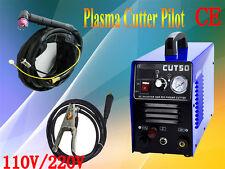 Pilot arc air plasma cutter 50A 110/220V CNC  plasma cut CUT50P  USA STOCK