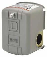 New Square D Fhg12j52xbp Air Compressor Off 125 Lbs Pressure Switch Usa 6934384