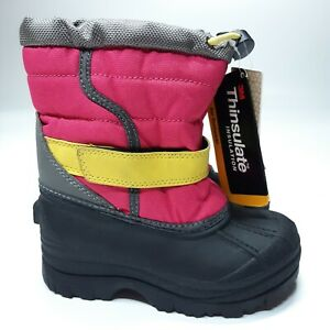 Marks & Spencer RRP £22 Stormwear Thinsulate Snow Boots Winter Wellington M&S