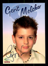 Gerit Melcher Autogrammkarte Original Signiert ## BC 75783