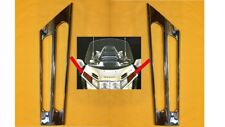 Honda Goldwing 1500 Front Turnsignal Grilles Shown Chrome 2-435