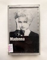 Madonna - Modonna 1983 Sire Cassette Tape Single Slip Cover Pop House Music