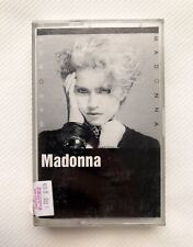 Madonna - Modonna 1983 Sire Cassette Tape Single Slip Cover Pop House Music