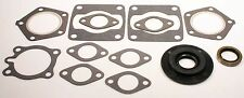 Polaris Charger 295, 1972-1973, Full Gasket Set and Crank Seals - 300