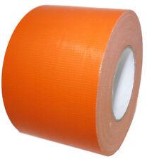 Tru Industrial Duct Tape Waterproof Uv Resistant Orange 3 In X 60 Yd