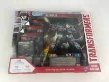 Hasbro WotC Transformers TCG * METROPLEX Deck & Character Cards NEW