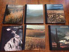 lot of 6 The American Wilderness / Time-Life Books,urban Wild,Adirondacks