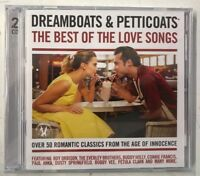 Various Artists - Dreamboats & Petticoats (The Best of the Love Songs)