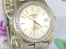Tissot - PR50 38MM Diamonds on Bezel Ref: J374/474