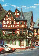 PC07519 Bacharach am Rhein Altes Fachwerkhaus. Rahmel. No 6533. 1964