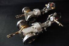 """MDC High Vacuum 4.5"""" ConFlat CF Water Cooled Synchrotron Light Beam Shutter"""