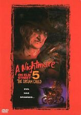 Wes Craven's A Nightmare on Elm Street 5 - The Dream Child NEW DVD