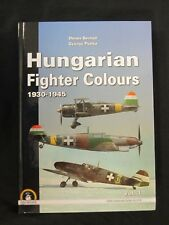 Hungarian Fighter Colours 1930-1945 Vol. 1