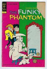 The Funky Phantom #4 Gold Key Comics 1972.