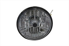 Bates 5-3/4  Tri-bar Headlamp Unit For Harley-Davidson