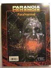 WEG #12028 PARANORMAL & CTV Flip-Book Adventures  (1st Edition/New/NM, 9.4/1994)