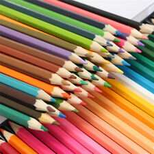 72 Colors/Pack Pencils Water Color Drawing Painting Pen School Kids Gift