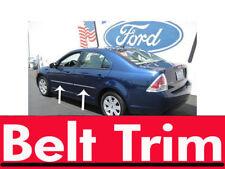 Ford FUSION CHROME SIDE BELT TRIM DOOR MOLDING 2006 - 2008 2009 2010 2011 2012