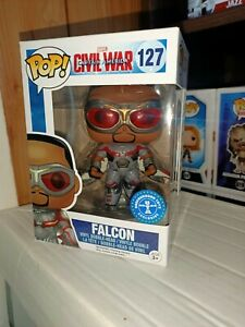 Falcon 127 Pop Vinyl - Captain America Civil War Underground Toys Exclusive