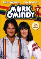 Mork & Mindy: The Third Season [New DVD] Full Frame, Sensormatic