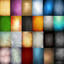 Gradient Retro Color Backgrounds 3x5/5x7/4x6/6x9/8x10ft Solid Photo Backdrops
