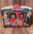 Disney Doorables Series 4 Advent Calendar Countdown To Christmas 24 Surprises